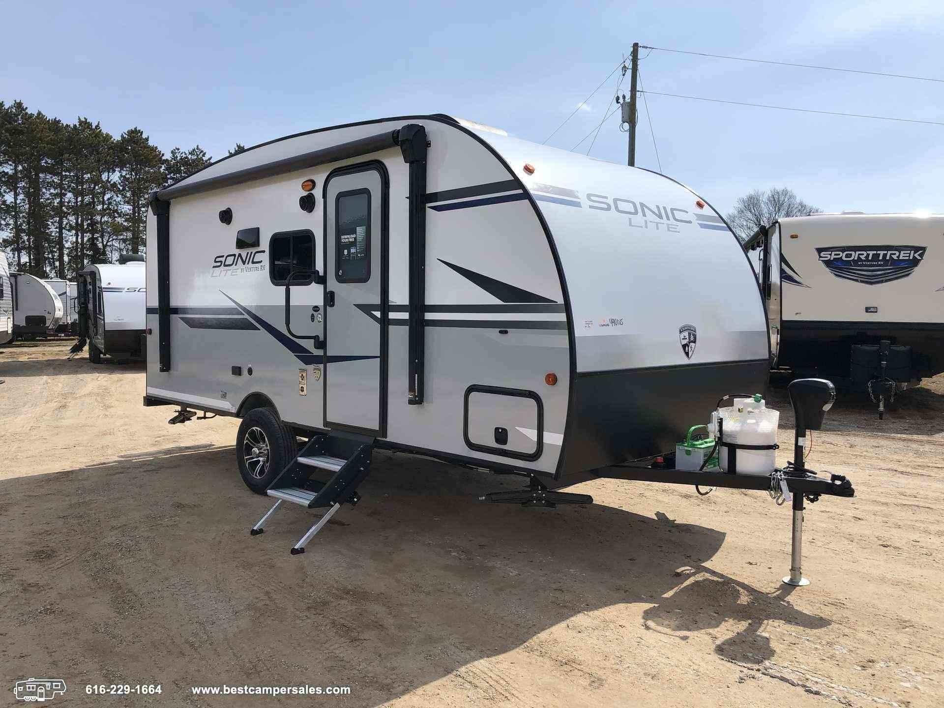 Best Rvs 2020 SONIC LITE 169VMK | Best Camper Sales