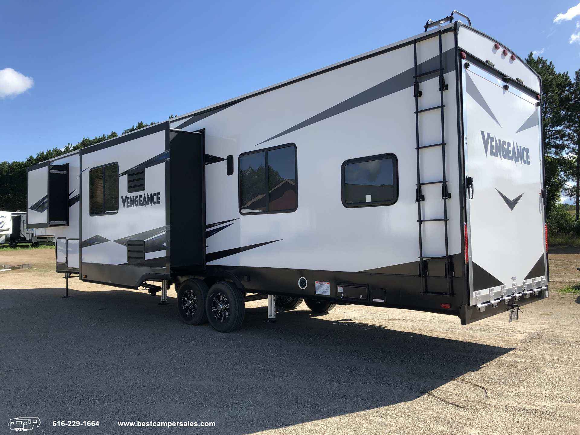 2019 Forest River Vengeance 345A13