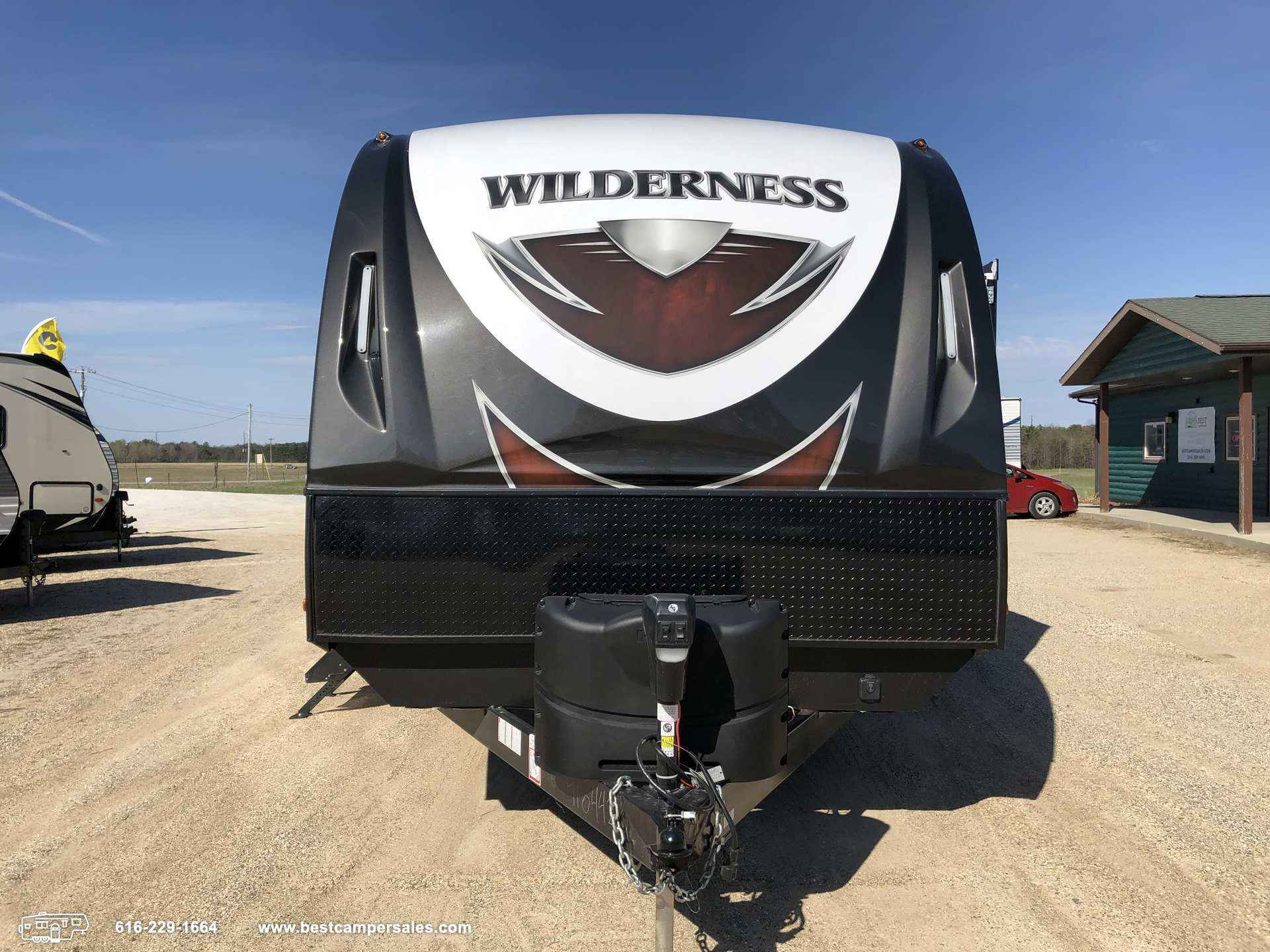 2020 Wilderness 3250BS