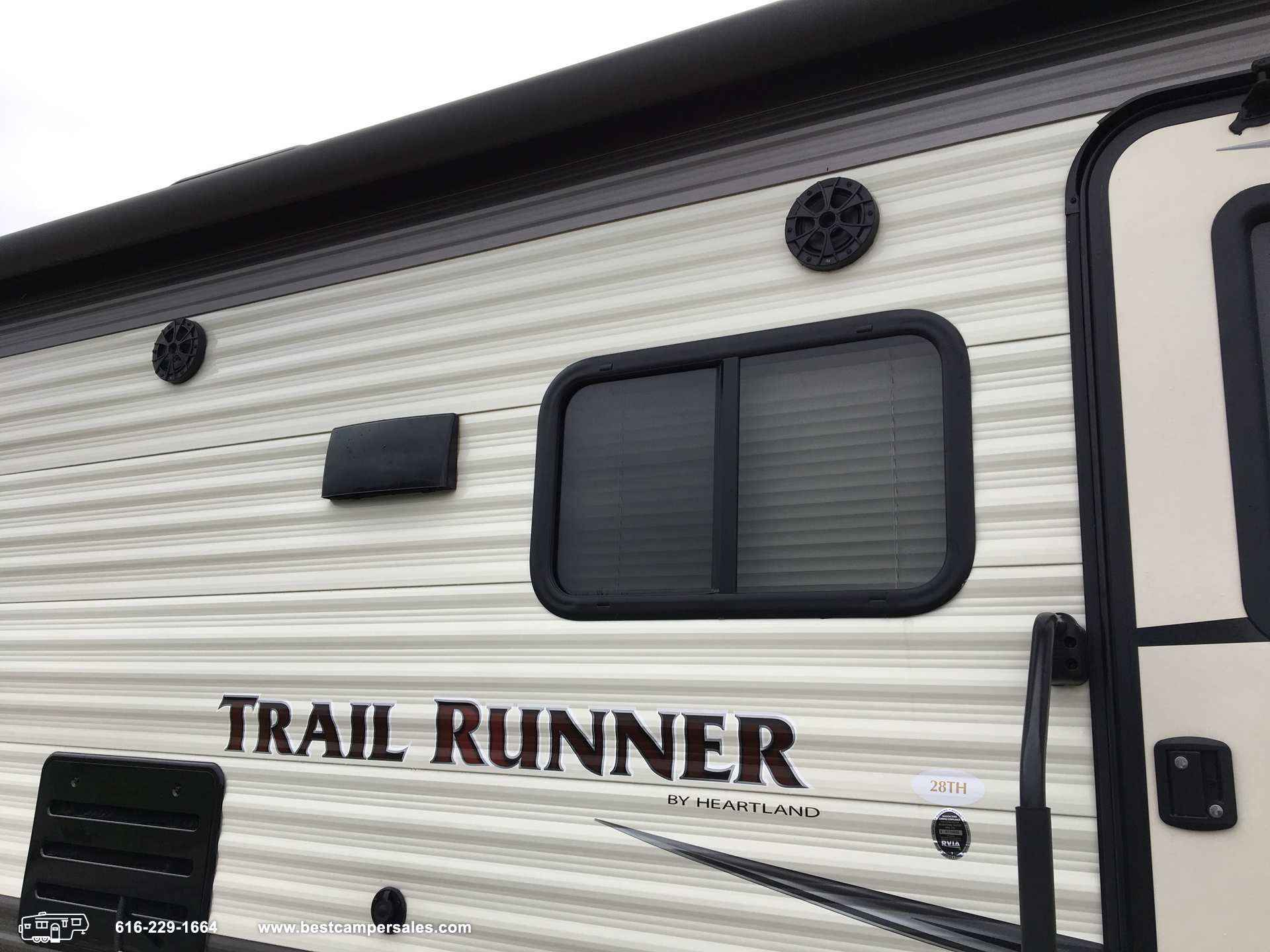 2019 Heartland Trail Runner 28TH
