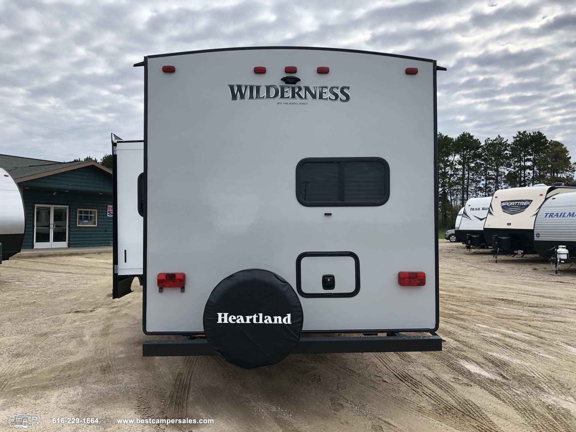 2020 Heartland Wilderness 2725BH