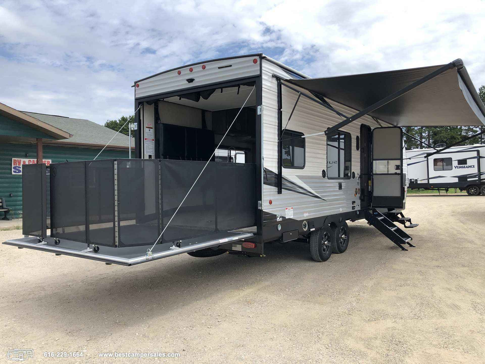 2019 Forest River Vengeance Rogue 28V
