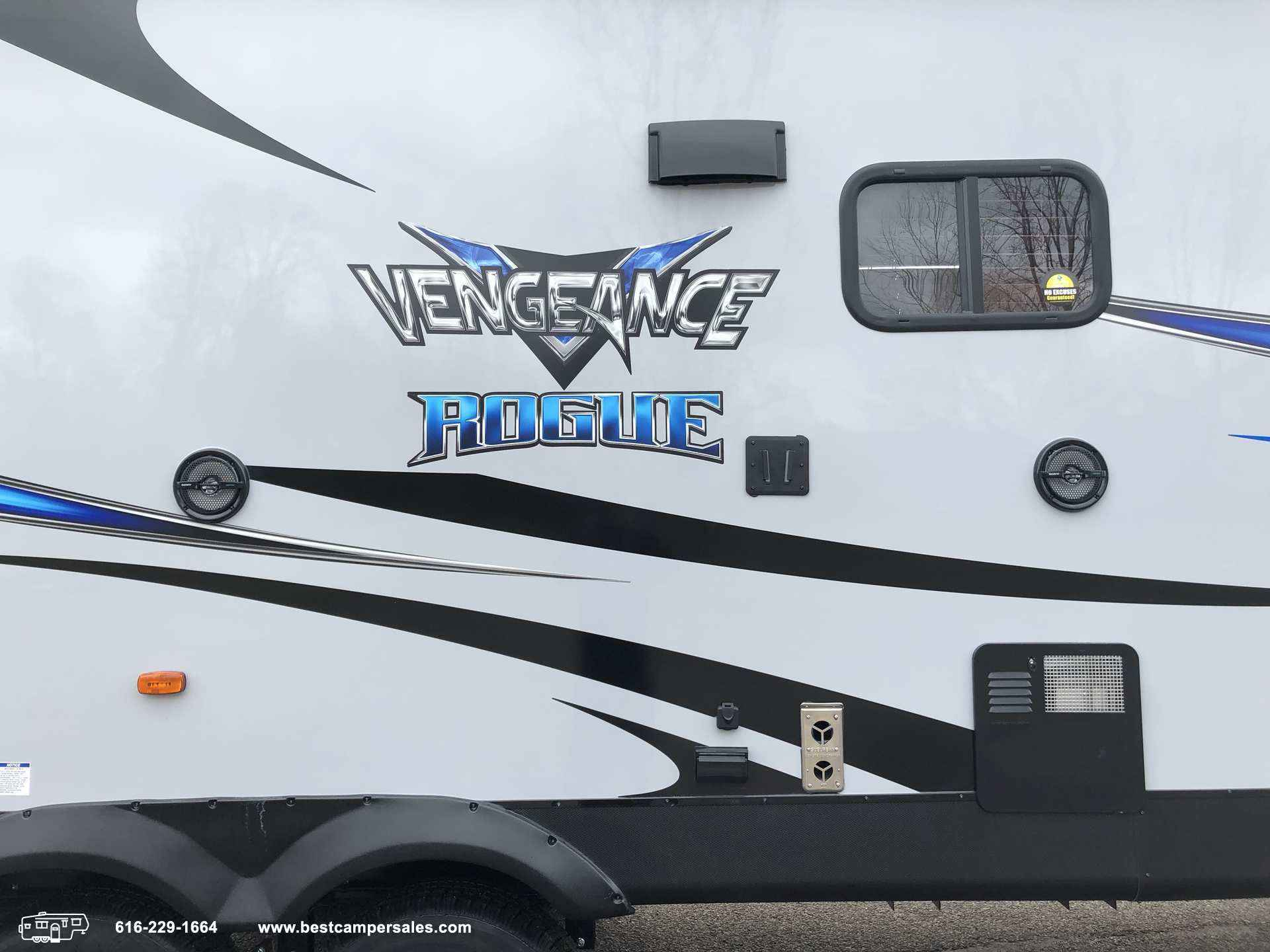 2018 Forest River Vengeance Rogue 311A13