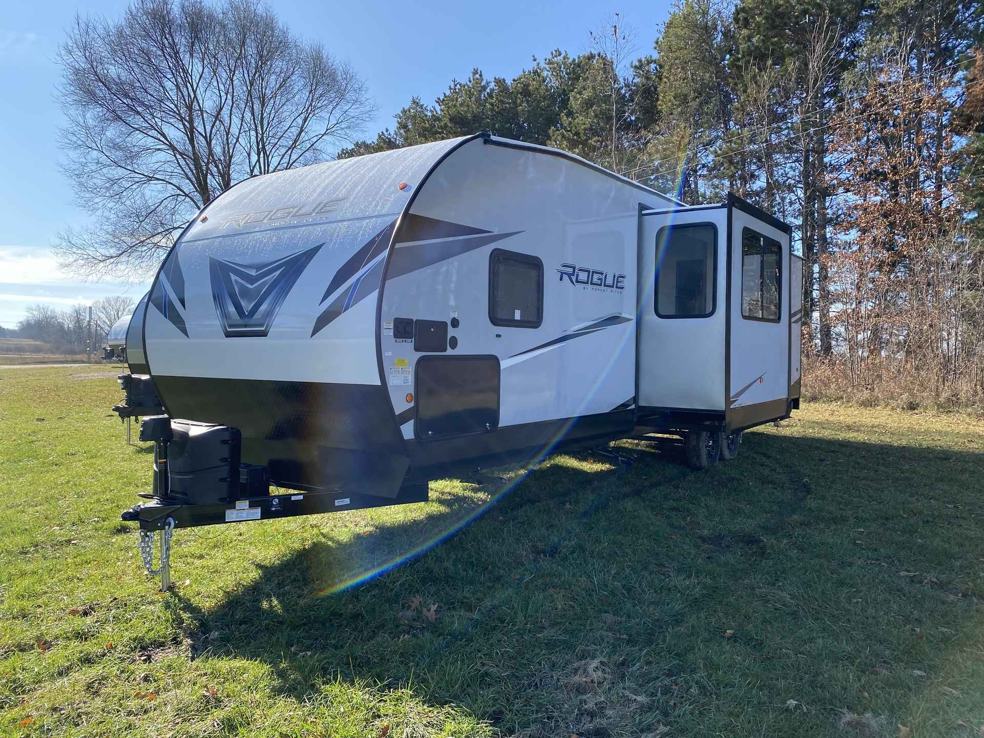 2019 Forest River Vengeance Rogue 32V