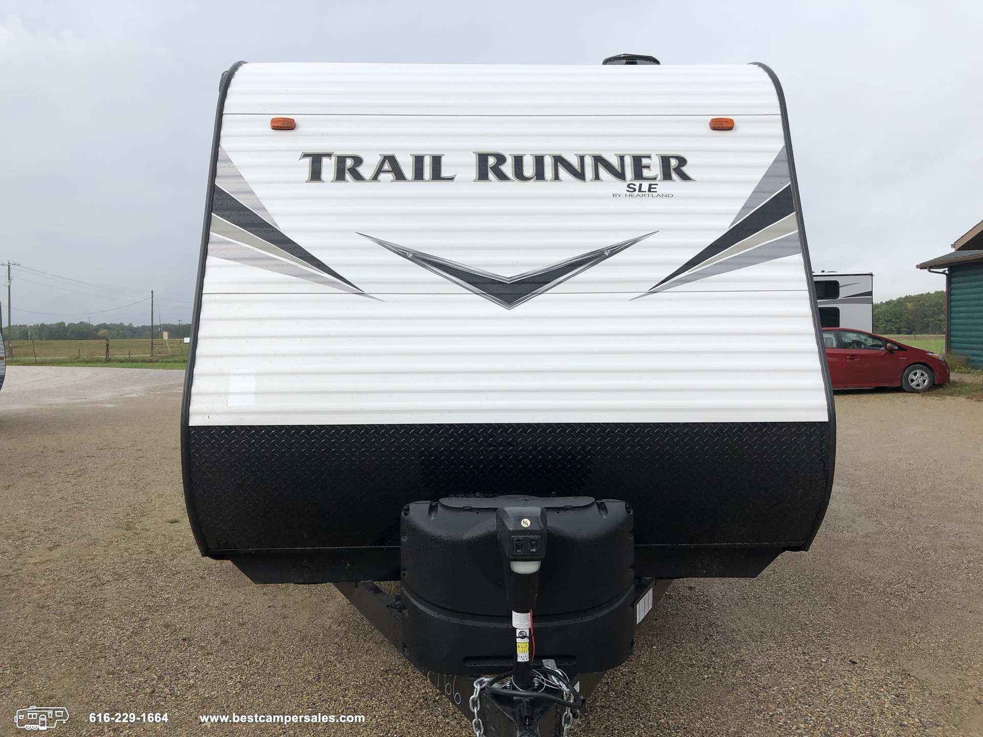 2019 Heartland Trail Runner SLE 18